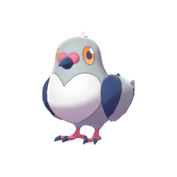 Pokemon Sword and Shield Shiny Pidove