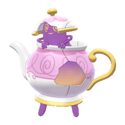 Pokemon Sword and Shield Shiny Polteageist