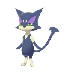 Pokemon Sword and Shield Shiny Purrloin