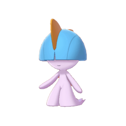 Pokemon Sword and Shield Shiny Ralts