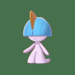 Pokemon Sword and Shield Shiny Ralts