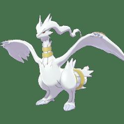 Pokemon Sword and Shield Shiny Reshiram