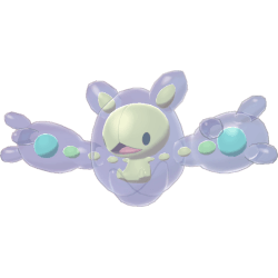 Pokemon Sword and Shield Shiny Reuniclus