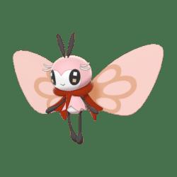 Pokemon Sword and Shield Shiny Ribombee