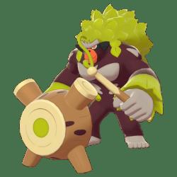 Pokemon Sword and Shield Shiny Rillaboom