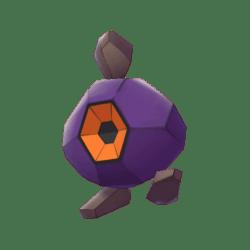 Pokemon Sword and Shield Shiny Roggenrola