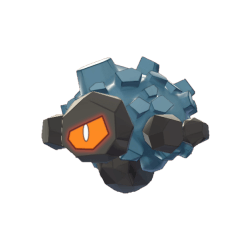 Pokemon Sword and Shield Shiny Rolycoly
