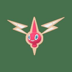 Pokemon Sword and Shield Shiny Rotom
