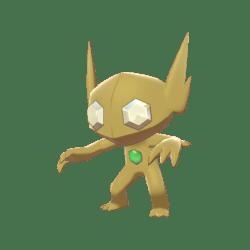 Pokemon Sword and Shield Shiny Sableye