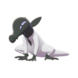Pokemon Sword and Shield Shiny Salandit