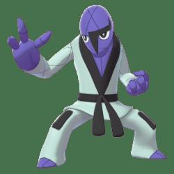 Pokemon Sword and Shield Shiny Sawk