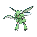 Pokemon Sword and Shield Shiny Scyther