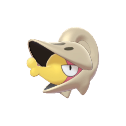 Pokemon Sword and Shield Shiny Shelmet
