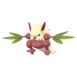 Pokemon Sword and Shield Shiny Shiftry