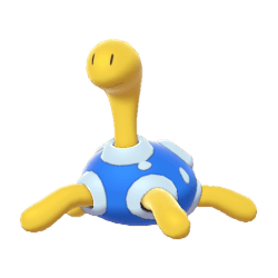 Pokemon Sword and Shield Shiny Shuckle