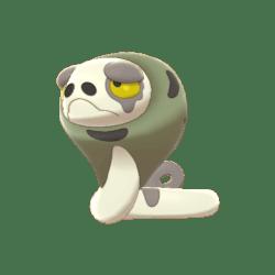 Pokemon Sword and Shield Shiny Silicobra