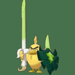 Pokemon Sword and Shield Shiny Sirfetch'd