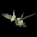 Pokemon Sword and Shield Shiny Skarmory