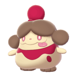 Pokemon Sword and Shield Shiny Slurpuff