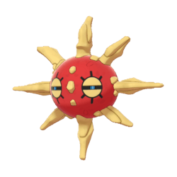Pokemon Sword and Shield Shiny Solrock