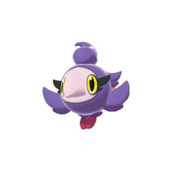 Pokemon Sword and Shield Shiny Spritzee