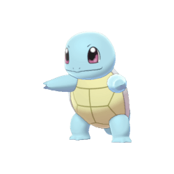 Pokemon Sword and Shield Shiny Squirtle