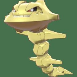 Pokemon Sword and Shield Shiny Steelix