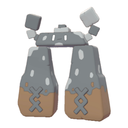 Pokemon Sword and Shield Shiny Stonjourner