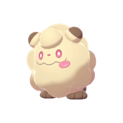 Pokemon Sword and Shield Shiny Swirlix