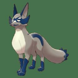 Pokemon Sword and Shield Shiny Thievul