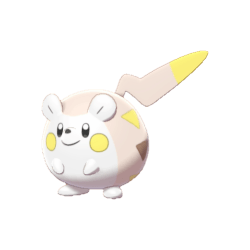 Pokemon Sword and Shield Shiny Togedemaru
