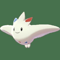 Pokemon Sword and Shield Shiny Togekiss
