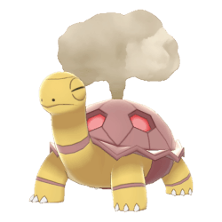 Pokemon Sword and Shield Shiny Torkoal