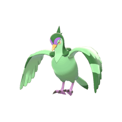 Pokemon Sword and Shield Shiny Tranquill