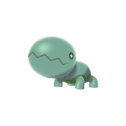 Pokemon Sword and Shield Shiny Trapinch
