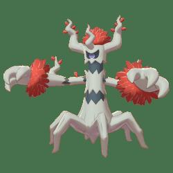 Pokemon Sword and Shield Shiny Trevenant