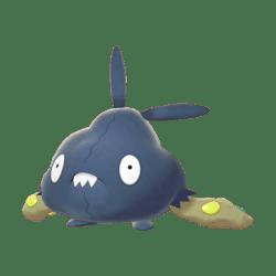 Pokemon Sword and Shield Shiny Trubbish