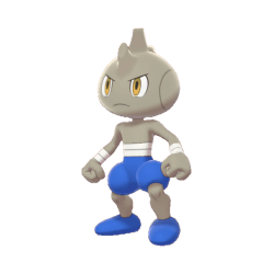 Pokemon Sword and Shield Shiny Tyrogue