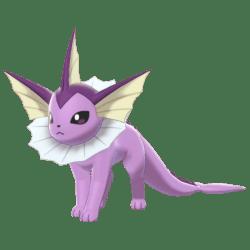 Pokemon Sword and Shield Shiny Vaporeon