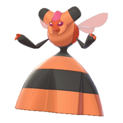 Pokemon Sword and Shield Shiny Vespiquen