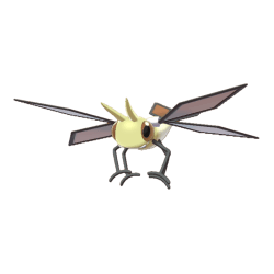 Pokemon Sword and Shield Shiny Vibrava