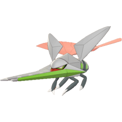 Pokemon Sword and Shield Shiny Vikavolt