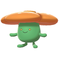 Pokemon Sword and Shield Shiny Vileplume