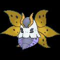 Pokemon Sword and Shield Shiny Volcarona