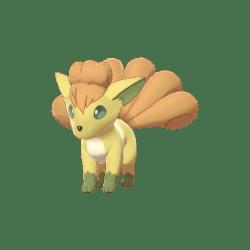 Pokemon Sword and Shield Shiny Vulpix