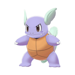 Pokemon Sword and Shield Shiny Wartortle