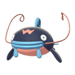 Pokemon Sword and Shield Shiny Whiscash
