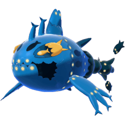 Pokemon Sword and Shield Shiny Wishiwashi School