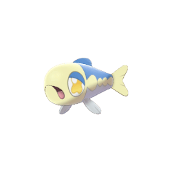 Pokemon Sword and Shield Shiny Wishiwashi