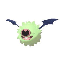 Pokemon Sword and Shield Shiny Woobat